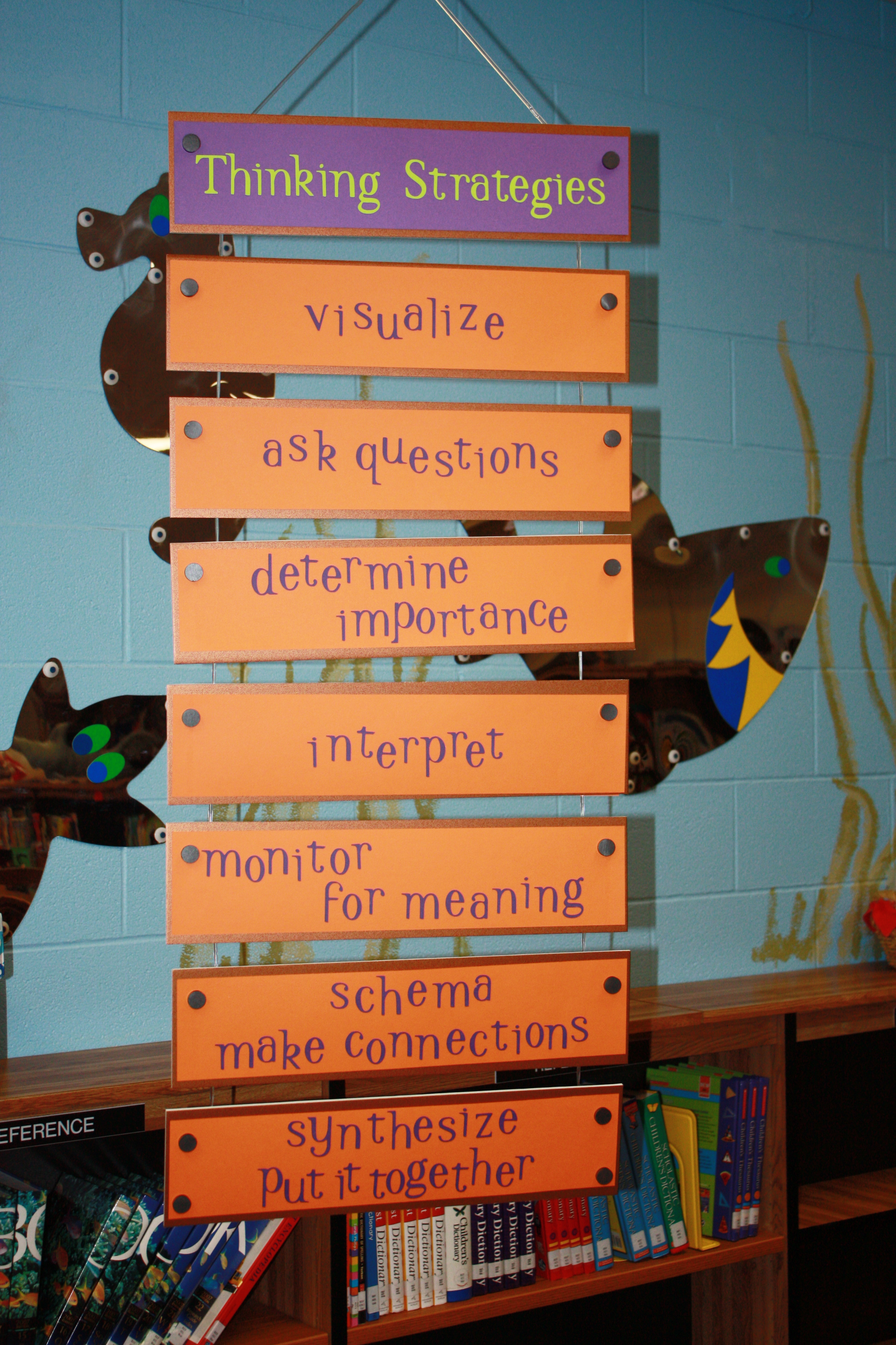 Classroom Mobiles Ideas ~ Ideas for hang mate™ use